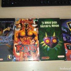 Videojuegos y Consolas: PACK VHS NINTENDO. Lote 206325541