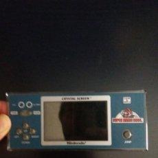 Videojuegos y Consolas: CRYSTAL SCREEN DE MARIO BROSS. Lote 206357683