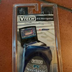 Videojuegos y Consolas: ANTIGUO CARTUCHO VTECH PC NAVIGATOR MEMORIA. Lote 206363481