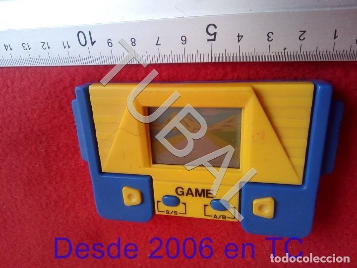 TUBAL GAME CONSOLA LCD FUNCIONANDO NO INCLUYE PILAS CJ4 (Juguetes - Videojuegos y Consolas - Otros descatalogados)