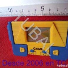 Videojuegos y Consolas: TUBAL GAME CONSOLA LCD FUNCIONANDO NO INCLUYE PILAS CJ4. Lote 206370138