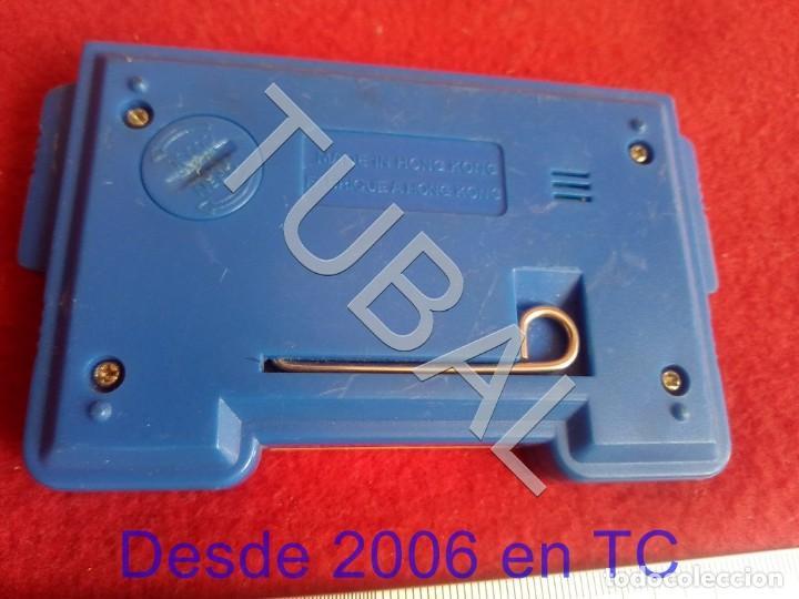 Videojuegos y Consolas: TUBAL GAME CONSOLA LCD FUNCIONANDO NO INCLUYE PILAS CJ4 - Foto 2 - 206370138