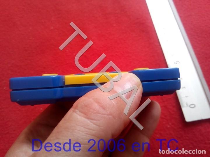Videojuegos y Consolas: TUBAL GAME CONSOLA LCD FUNCIONANDO NO INCLUYE PILAS CJ4 - Foto 4 - 206370138