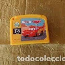 Videojuegos y Consolas: JUEGO DE CARS MI PRIMER LEAPPAD 1999 EDAD 3-5 AÑOS. Lote 206571296