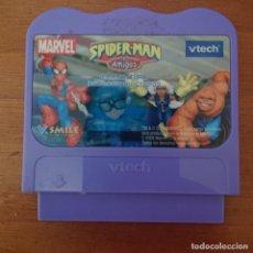 Videojuegos y Consolas: SPIDER-MAN Y AMIGOS VTECH SMILE. Lote 206578153