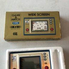 Videojuegos y Consolas: GAME WACH WIDE SCREEN. Lote 206832690