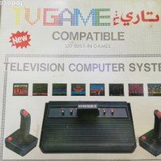 Videojuegos y Consolas: CONSOLA TV GAME COPATIBLE 320 BUILT - GAMES. Lote 206903731