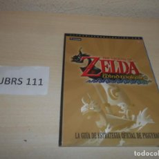 Videojuegos y Consolas: GUIA ZELDA THE WINDWACKER , CASTELLANO. Lote 206913806
