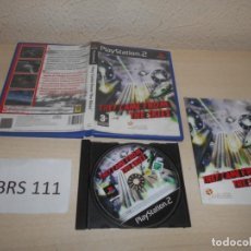 Videojuegos y Consolas: PS2 - THEY CAME FORM SKIES , PAL ESPAÑOL , COMPLETO. Lote 206915830