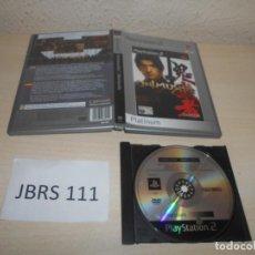 Videojuegos y Consolas: PS2 - ONIMUSHA , PAL ESPAÑOL , SIN INSTRUCIONES. Lote 206916013