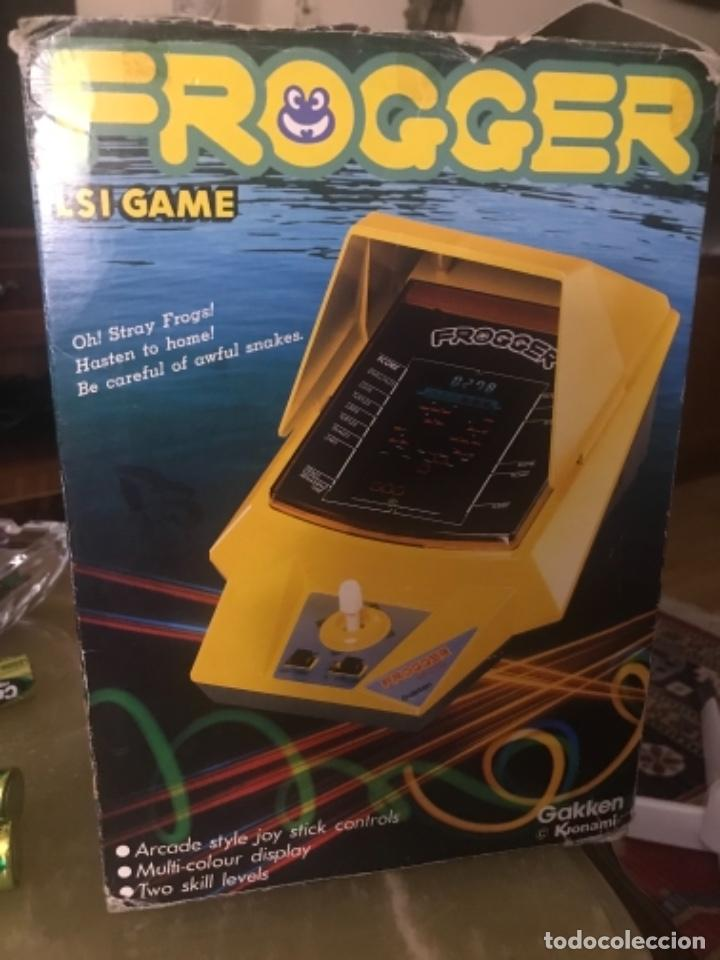 Videojuegos y Consolas: Máquina juego Konami Frogger - Foto 4 - 206931097