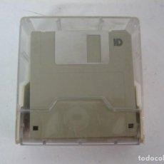 Videojuegos y Consolas: CAJA CON LOTE 12 DISCOS 3.5 HD SIN MARCA / IBM PC / RETRO VINTAGE / DISCO - DVD. Lote 206959395