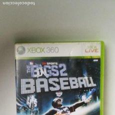 Videojuegos y Consolas: LIQUIDACIÓN FINAL DE JUGUETES! XBOX 360. THE BAGS2 BASEBALL. Lote 206990402