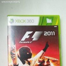 Videojuegos y Consolas: LIQUIDACIÓN FINAL DE JUGUETES! XBOX 360. F1 2011. Lote 206990516