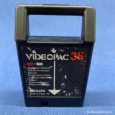 Videojuegos y Consolas: JUEGO PARA PHILIPS - BILLAR ELECTRÓNICO - VIDEOPAC 35 - SOLO VIDEOJUEGO. Lote 207001046