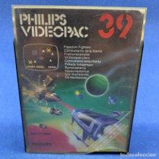 Videojuegos y Consolas: JUEGO PARA PHILIPS VIDEOPAC 39 - LOS LIBERTADORES - CON CAJA E INSTRUCCIONES. Lote 207006868