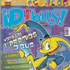 Videojuegos y Consolas: REVISTA !DIBUS! Nº 10. Lote 207304153