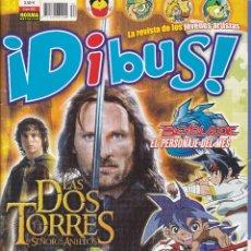 Videojuegos y Consolas: 2 REVISTA !DIBUS! Nº 19 Y Nº 34.. Lote 207304838