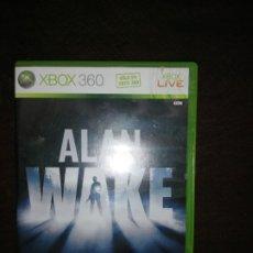 Videojuegos y Consolas: JUEGO DE XBOX ALAN WAKE. Lote 207755228