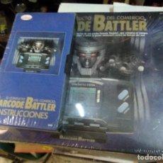 Videojuegos y Consolas: BARCODE BATTLER - BIZAK - AÑO 92 - CONSOLA DE CODIGO DE BARRAS - EMPAQUETADA NUEVA. Lote 207820821