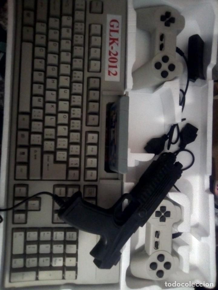 Videojuegos y Consolas: Consola- ordenador clk - Foto 2 - 206574937