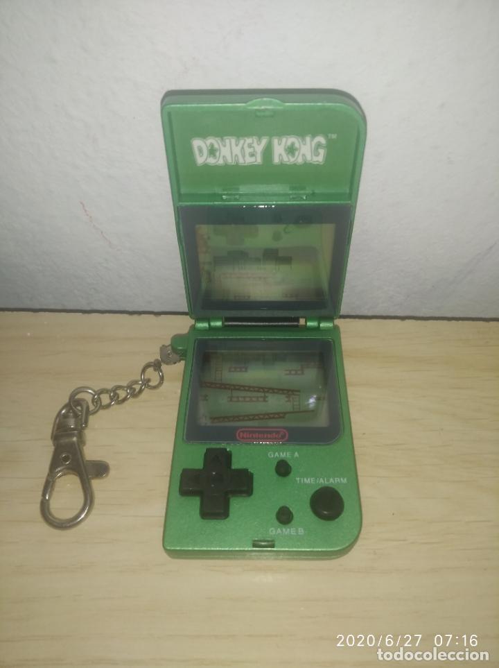 Videojuegos y Consolas: Maquinita Nintendo Mini Classics Donkey Kong - Foto 3 - 209733267