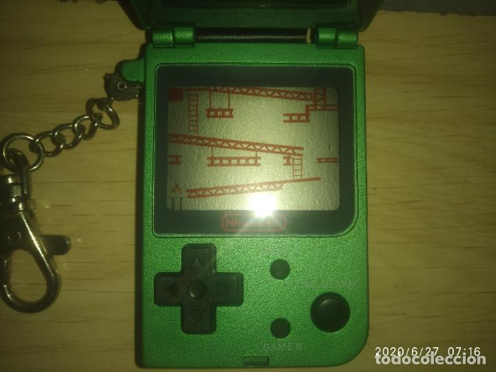 Videojuegos y Consolas: Maquinita Nintendo Mini Classics Donkey Kong - Foto 4 - 209733267