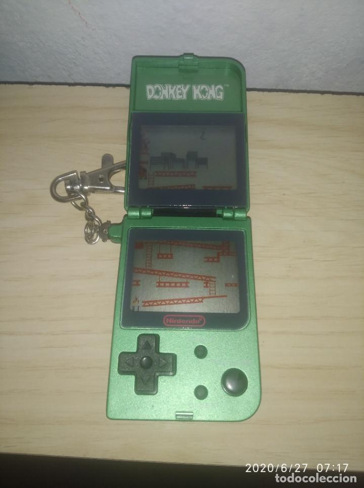 Videojuegos y Consolas: Maquinita Nintendo Mini Classics Donkey Kong - Foto 5 - 209733267
