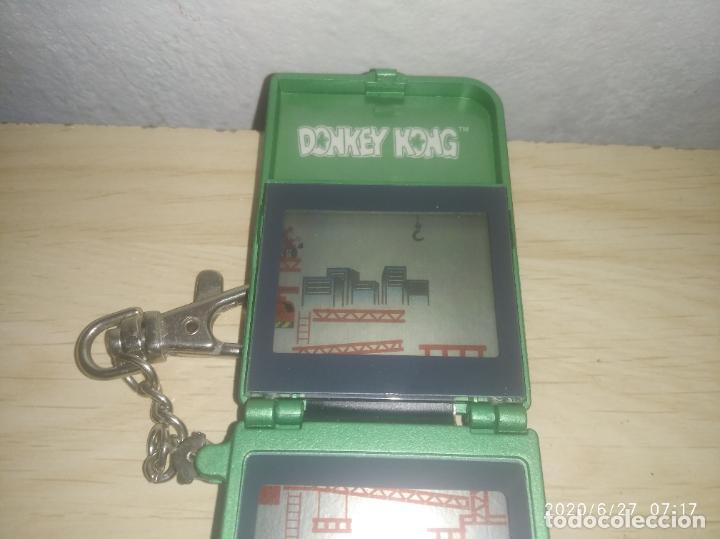 Videojuegos y Consolas: Maquinita Nintendo Mini Classics Donkey Kong - Foto 6 - 209733267