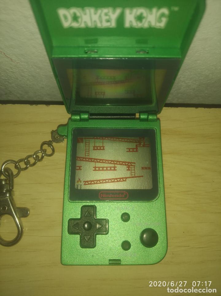 Videojuegos y Consolas: Maquinita Nintendo Mini Classics Donkey Kong - Foto 7 - 209733267