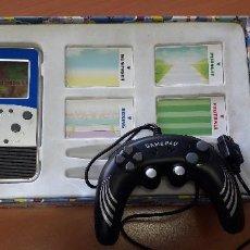 Videojuegos y Consolas: 08-00355 - MAQUINITRA ANTIGUA LCD-LUZ Y SONIDO, EN CAJA CON MANDO. Lote 210012332