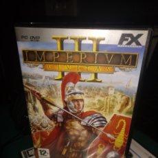 Videojuegos y Consolas: IMPERIUM III CIVITAS. Lote 210023641