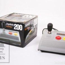 Videojuegos y Consolas: JOYSTICK 200 DE TELEMACH / MANDO - SERIE PC - AÑOS 80-90 - FABRICADO EN ESPAÑA. Lote 210205317