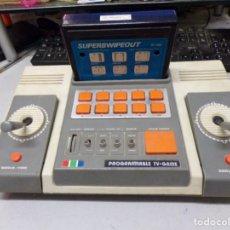 Videojuegos y Consolas: ANTIGUA CONSOLA PROGRAMABLE MOD.050 TV GAME/CARTUCHO DE 1 JUEGO. Lote 210225227