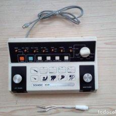 Videojuegos y Consolas: CONSOLA VIDEO JUEGOS SOUNDIC SD-019-C AÑOS 70. Lote 210302455