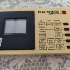 Videojuegos y Consolas: PLAY BRIDGE COMPUTER. LEER DESCRIPCIÓN. LCD NO GAME WATCH. Lote 210311067