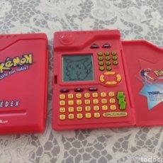 Videojuegos y Consolas: DOS POKÉMON POKEDEX. TIGER ELECTRONICS. LEER DESCRIPCIÓN. Lote 210315593