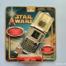 Videojuegos y Consolas: LOTE CONSOLA STAR WARS JEDI DEX - A ESTRENAR - LEER DETALLE!!! - ERICTOYS. Lote 210372268
