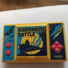 Videojuegos y Consolas: CASIO CG-330 SUBMARINE BATTLE. SIN TAPA DE PILAS. Lote 210375256