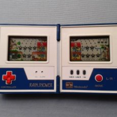 Videojuegos y Consolas: NINTENDO GAME&WATCH MULTISCREEN RAIN SHOWER LP-57 VERY GOOD FILTROS NUEVOS VER R11161. Lote 210558232