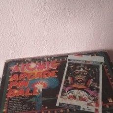 Videojuegos y Consolas: PINTBALL DE ARCADE. Lote 210588900