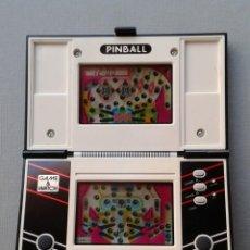 Videojuegos y Consolas: NINTENDO GAME&WATCH MULTISCREEN PINBALL PB-59 EXTRA FINE FILTROS NUEVOS VER!! R11166. Lote 210635895