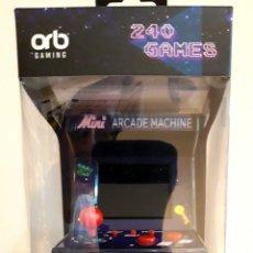 Videojuegos y Consolas: MAQUINA MINI ARCADE RETRO. Lote 210639297