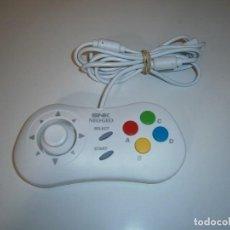 Videojuegos y Consolas: MANDO NEO GEO SNK BLANCO (NEO GEO MINI CONSOLE CONTROLLER). Lote 210754842
