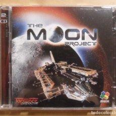 Videojuegos y Consolas: PC / CD-ROM, 2 DISCOS - JUEGO: THE MOON PROJECT - DINAMIC MULTIMEDIA -. Lote 210782092