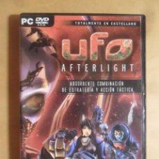 Videojuegos y Consolas: PC / DVD ROM - JUEGO: UFO AFTERLIGHT - ESTRATEGIA Y ACCION TACTICA. Lote 210822830