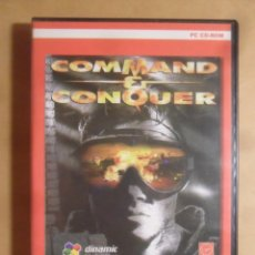Videojuegos y Consolas: PC / CD-ROM - JUEGO: COMMAND & CONQUER - ESTRATEGIA - DINAMIC MULTIMEDIA -. Lote 210825217