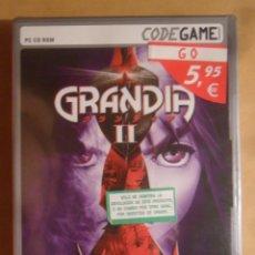 Videojuegos y Consolas: PC / CD-ROM - JUEGO: GRANDIA II - UBISOFT ** PRECINTADO. Lote 210825969