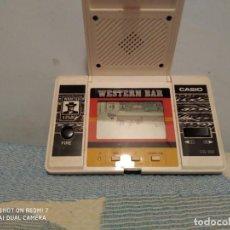 Videojuegos y Consolas: CONSOLITA CASIO WESTERN BAR. Lote 211487594