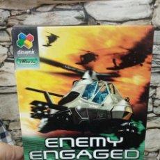 Videojuegos y Consolas: JUEGO ENEMY ENGAGED, PC / CD-ROM - JUEGO: ENEMY ENGAGED - RAH-66 COMANCHE VS. KA-52 HOKUM -. Lote 211489146